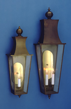 FC3501 Grand Central Wall Lantern