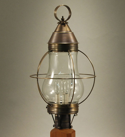 CCL2743 Anchor Buoy Post Lantern