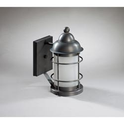 CCL3511 Lighthouse Wall Glass Cylinder Light