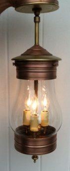 Goldstein Hanging Lantern