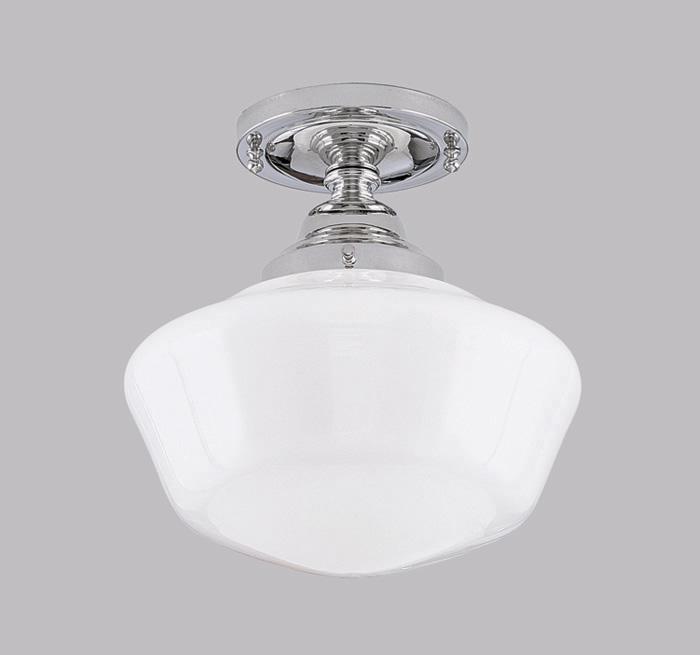 Schoolhouse Flush Lantern