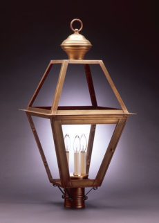 CCL1073 Hawthorne Post Lantern