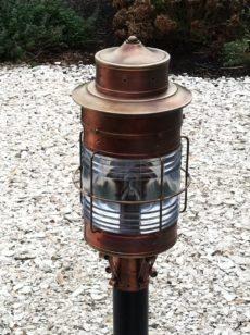CCL Cape Cod Anchor Post Lantern Large