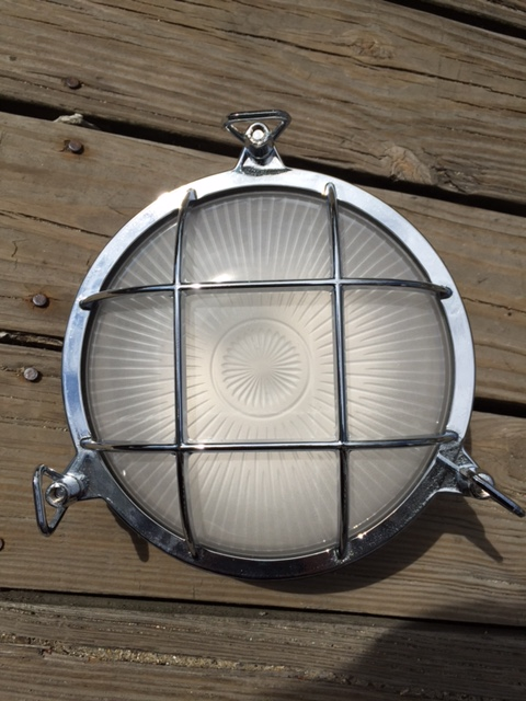 CCL1102 Nautical Round Mariner Light