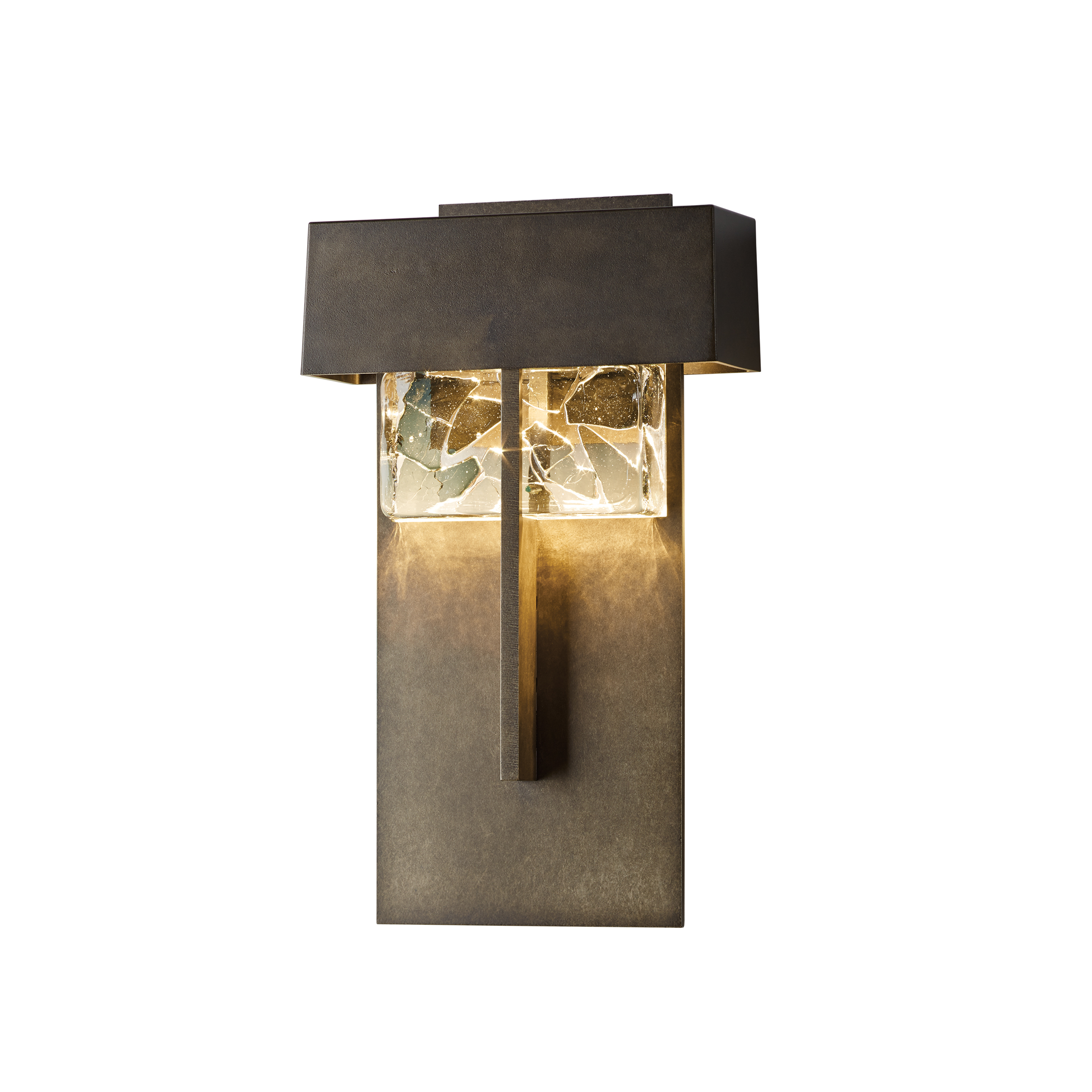 CCL Coastal Outdoor Large Shard Sconce