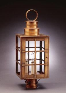 CCL5153 Williamsburg H-Bar Post Lantern
