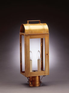 CCL8033 Ridgevale Post Lantern