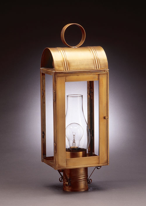 CCL8043 Ridgevale Post Lantern