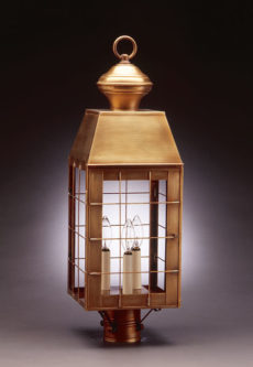 CCL8353 Cottage H-Rod Post Lantern