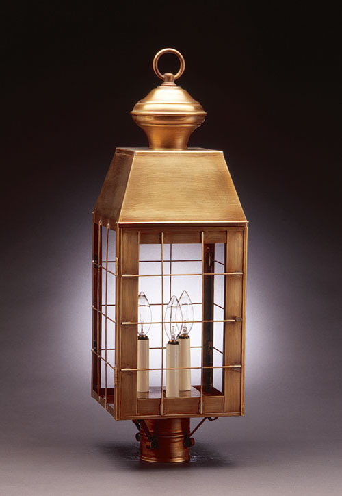 CCL8353 Cottage H-Rod Post Lantern