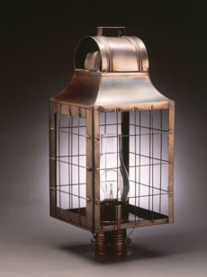 CCL9253 Old Harbor H-Rod Post Lantern